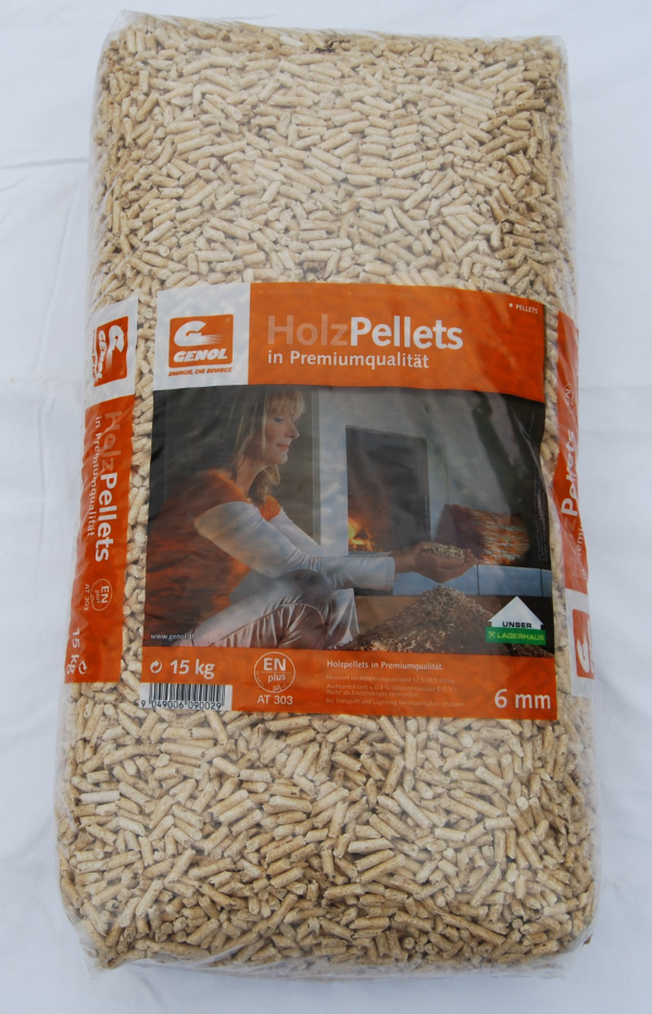Pellet Abete GENOL - EN PLUS A1 - NON DISPONIBILE